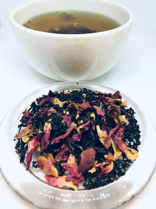 Peach Rhododendron Tea