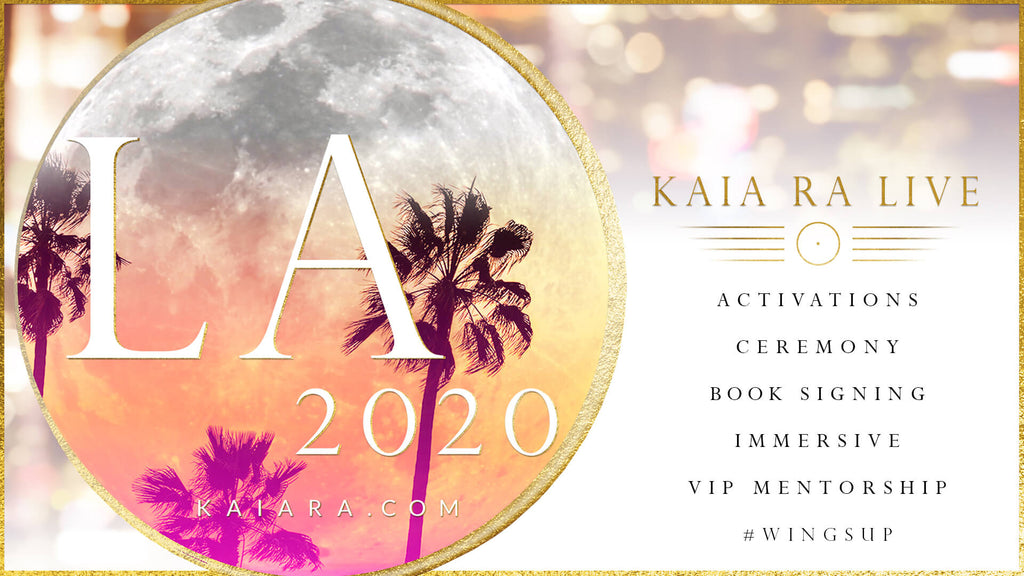 Kaia Ra Live in Los Angeles 2020 | The Sophia Code