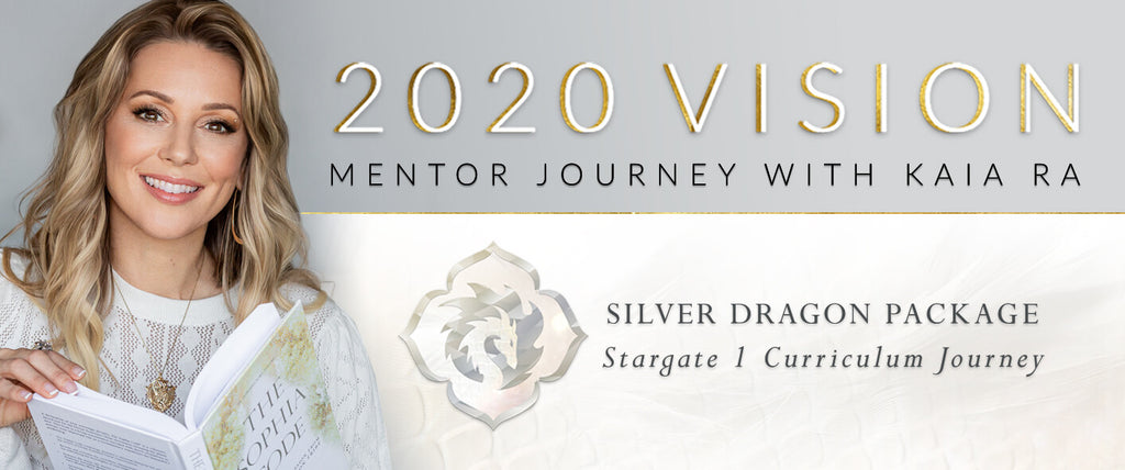 2020 Vision Mentor Journey with Kaia Ra | Silver Dragon Packages
