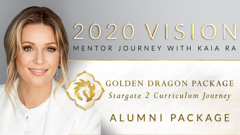 Alumni Golden Dragon Mentor Journey Stargate 2 with Kaia Ra | The Sophia Code