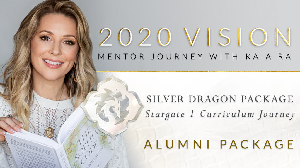Alumni Mentor Journey Stargate 1 with Kaia Ra | The Sophia Code