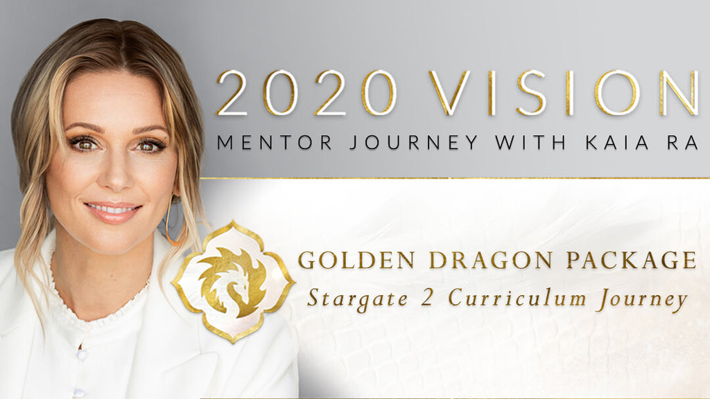 Golden Dragon Mentor Journey Stargate 2 with Kaia Ra | The Sophia Code