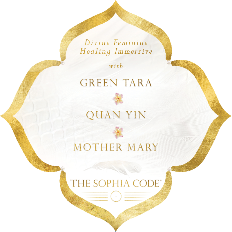 The Sophia Code Divine Feminine Healing Immersive - Empowered Payment Plan | Hawaii | Kaia Ra Live Event | The Sophia Code | 2019
