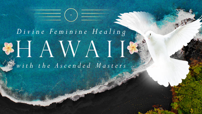 The Sophia Code Divine Feminine Healing Immersive Hawaii | Kaia Ra | The Sophia Code