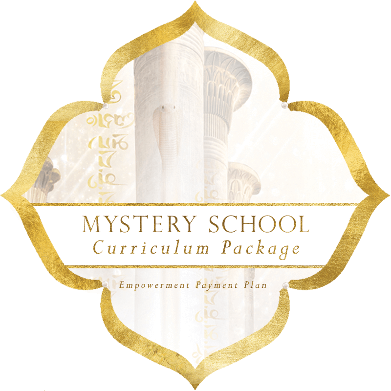 Mystery School Curriculum Package | Kaia Ra | Payment Plan