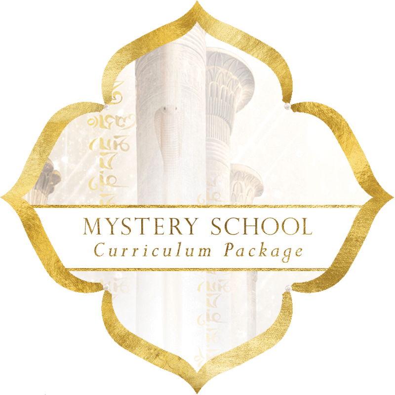 Mystery School Curriculum Package | Kaia Ra | The Sophia Code