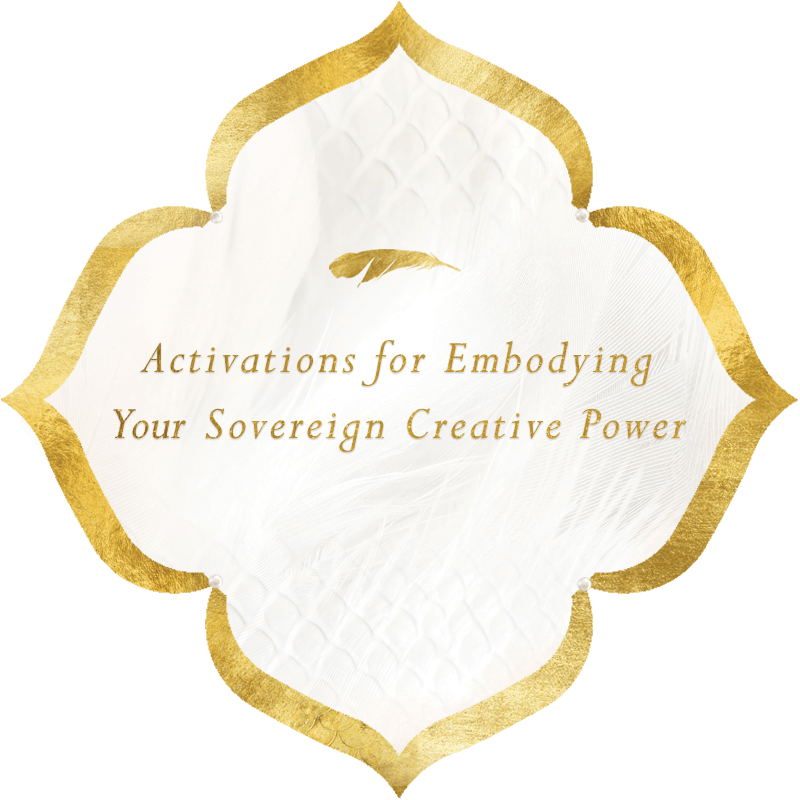 Activations for Embodying Your Sovereign Creative Power | Kaia Ra | The Sophia Code | Ceremony