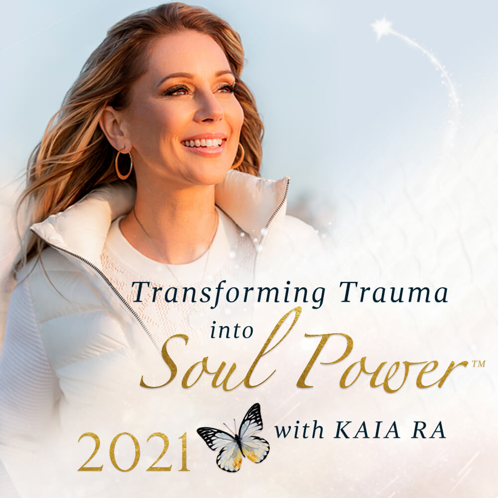 Transforming Trauma Into Soul Power | Kaia Ra | The Sophia Code
