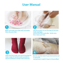 BeneFeet™ Foot Exfoliating Mask