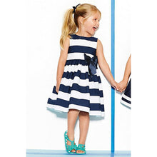 Girls Sleeveless One Piece Dress