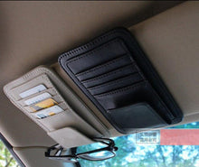 Car Visor Wallet