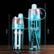 Cool Mist Water Bottle
