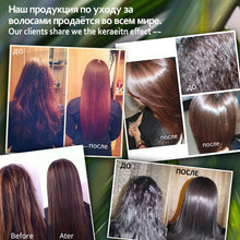Hair Straightening Keratin Treatment