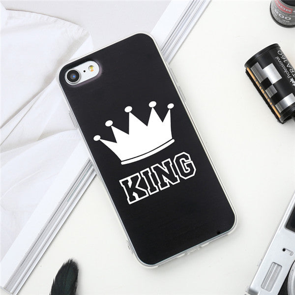 King / Queen iPhone Case