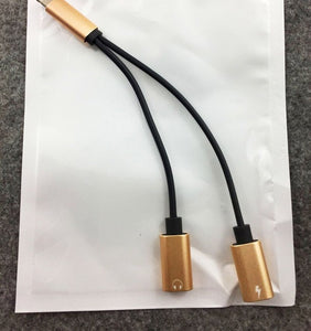 iPhone Splitter Cable