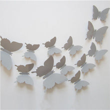 3D Butterfly Wall Stickers