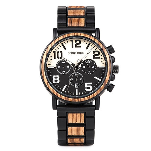 bobo wooden watch