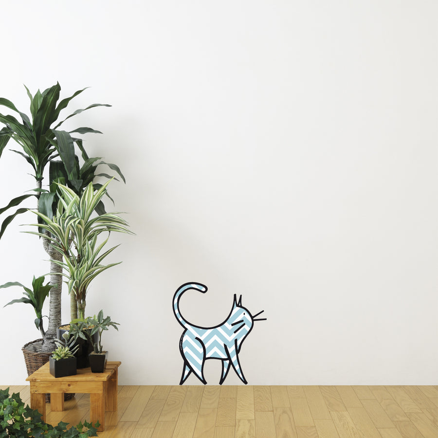 Le Chat by Ami Imaginaire / sticker / Modern Art Family
