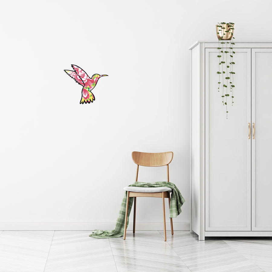 Sticker mural Ami imaginaire pour Modern Art Family