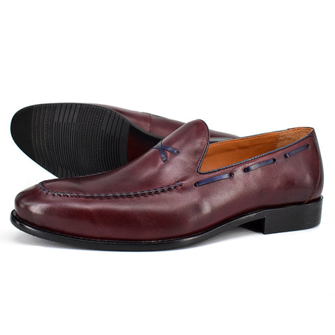 Loafer - Burgundy