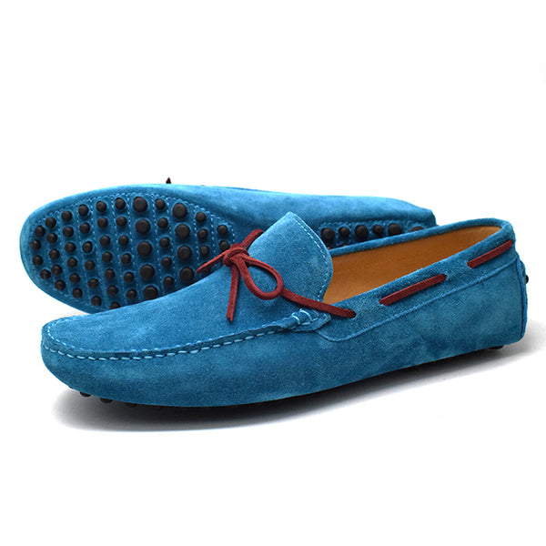 Moccasin - Turquoise