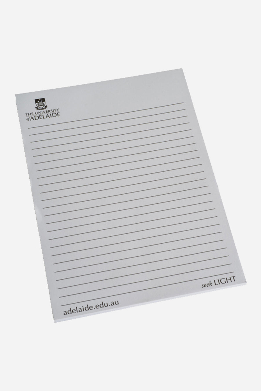 A5 Note Pad - The Adelaide Store