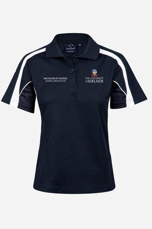 Bachelor of Science (Animal Behaviour) women's polo