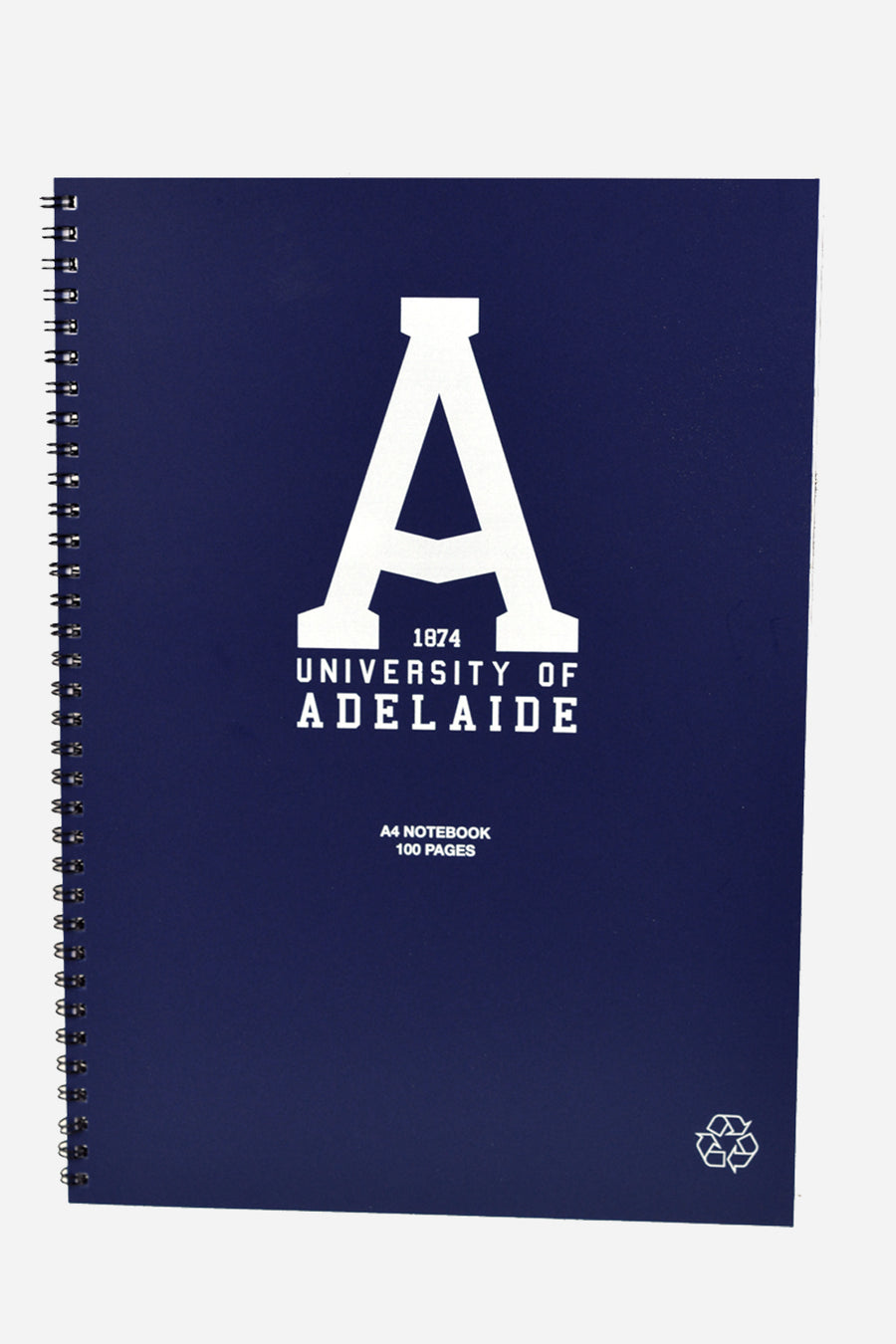University of Adelaide Notebook 100 pg - The Adelaide Store