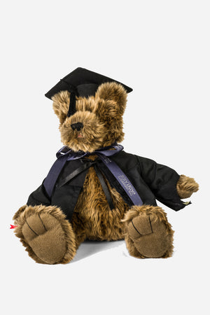 Douglas - Graduation Sitting Bear