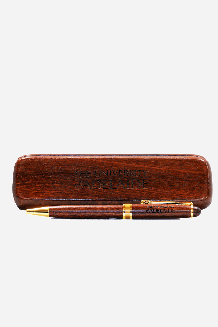 Jarrah Boxed Pen - The Adelaide Store