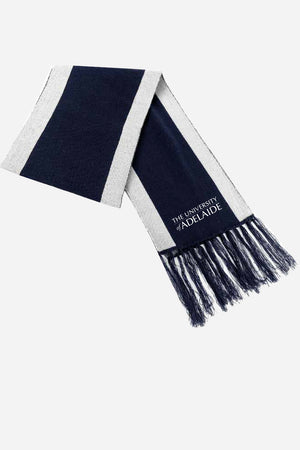 Navy/White Scarf - The Adelaide Store