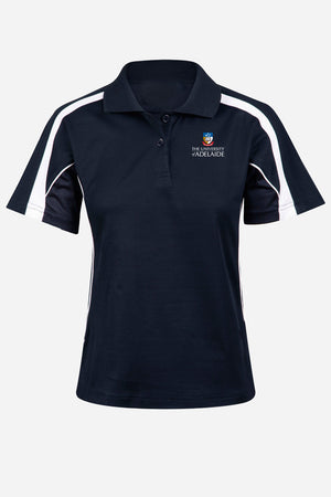 Navy Polo Women's