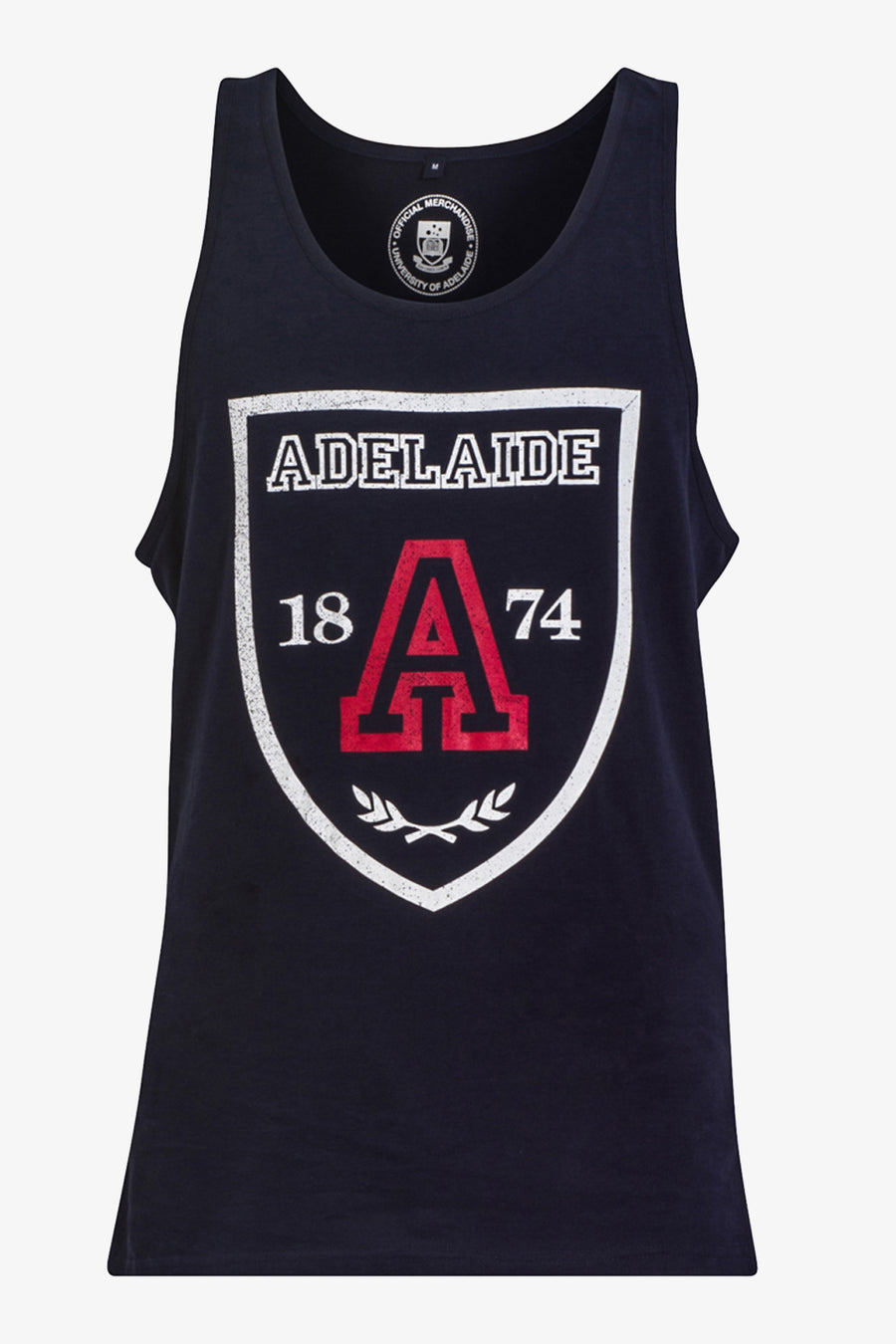 University Athletic Singlet - The Adelaide Store