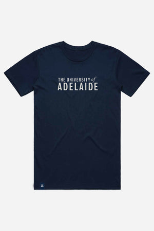 Contemporary T-shirt Navy Women's