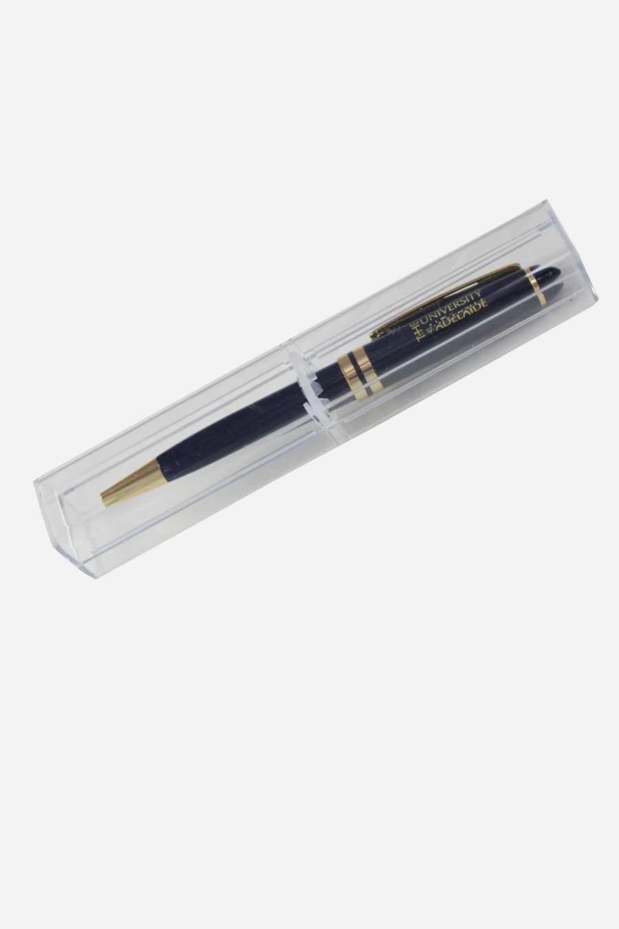 UofA Navy boxed pen