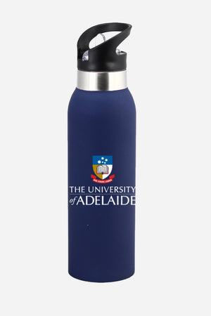 UofA navy double walled bottle