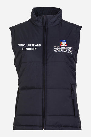 Viticulture & Oenology vest women's