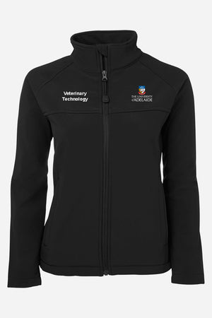 Veterinary Technology Soft shell Jacket women's
