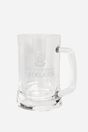 University Glass Mug - The Adelaide Store