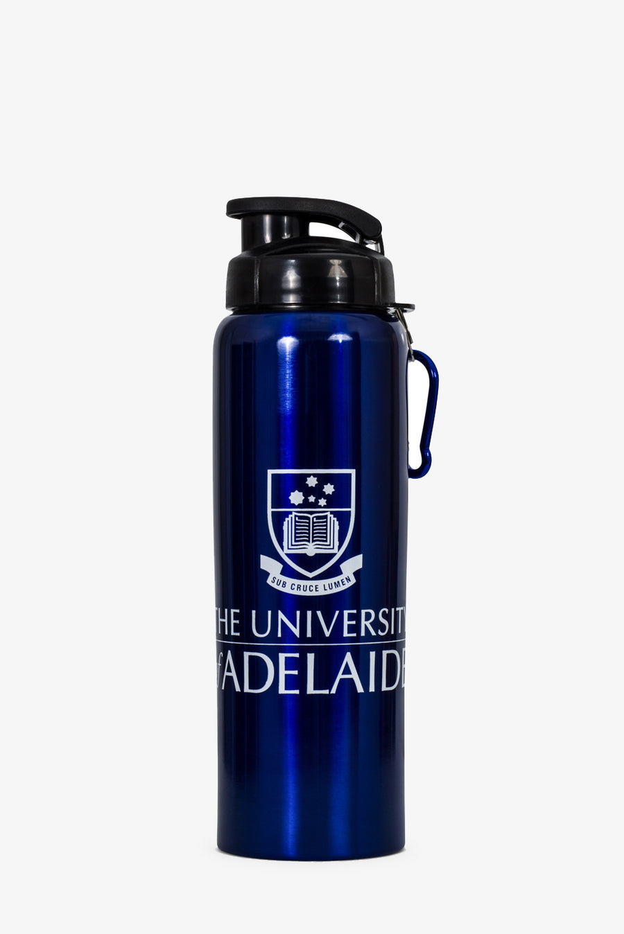 Stainless Steel Navy Bottle - The Adelaide Store