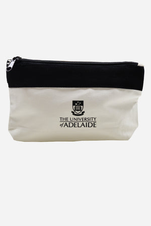University of Adelaide Canvas Pencil Case