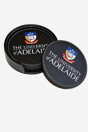 University Coaster Set 6Pc - The Adelaide Store