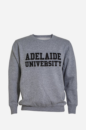 Crew Sweater Grey or Navy - The Adelaide Store