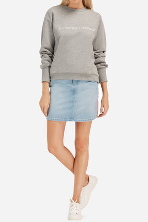 Fifth Label Crop Crew Sweater