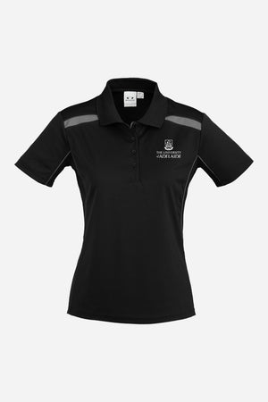 Black and Ash Polo - The Adelaide Store