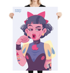 Kinky Snow White <br> Wall Decoration