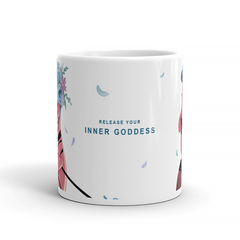 Inner Goddess Body Positivity Mug