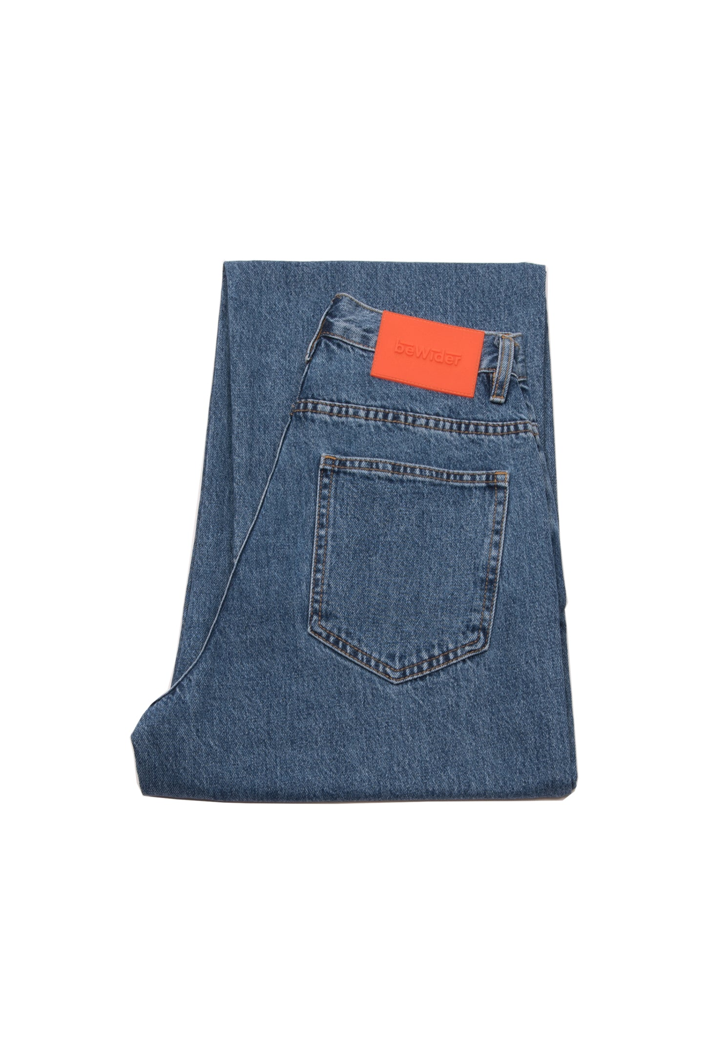 BEWIDER JEANS BLUE DENIM