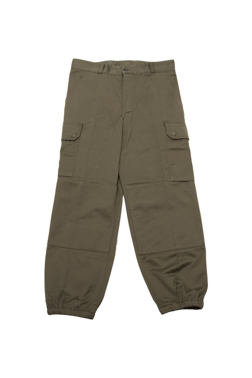 VINTAGE ARMY PANTS GREEN