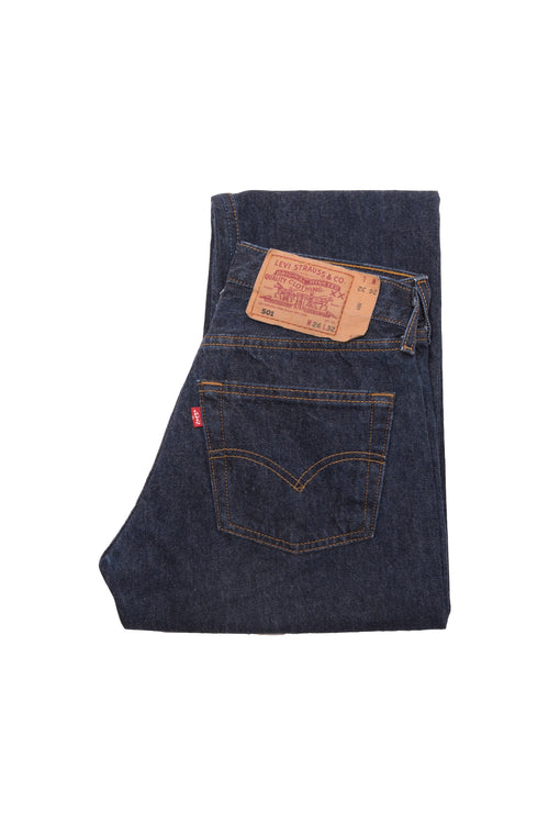 ORIGINAL 501 VINTAGE - ITAL DARK BLUE